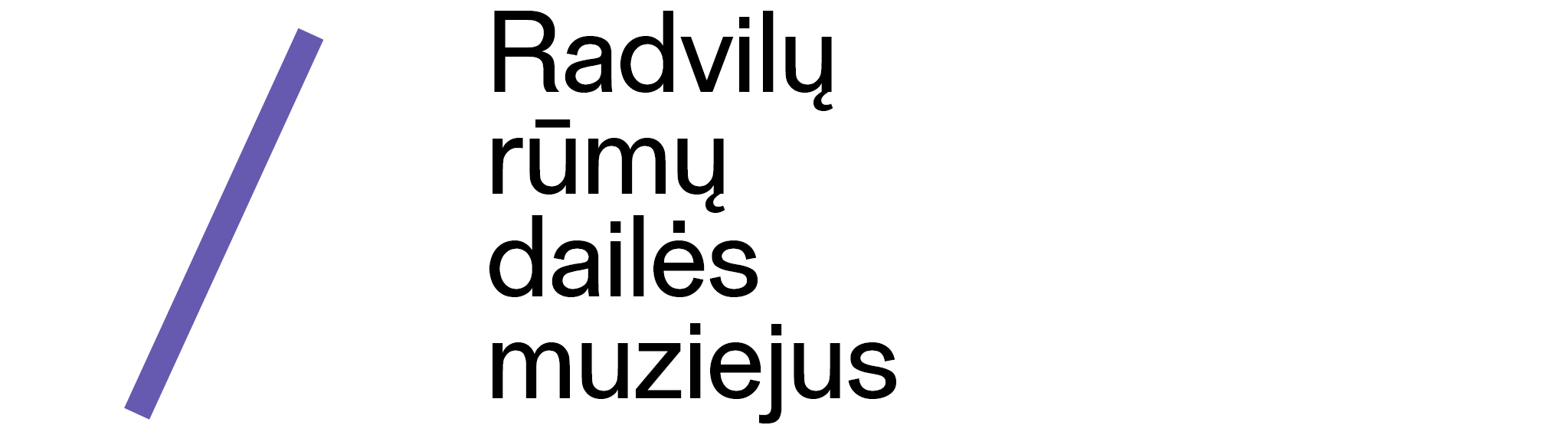 Radvilų rūmų dailės muziejus