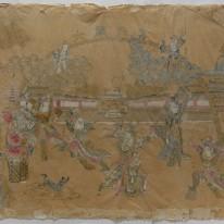 Nežinomas XIX a. kinų dailinin...