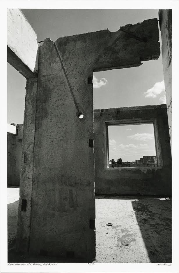 Algimantas Kunčius. Reminiscencijos 123. Pašilaičiai, Vilnius. 1986