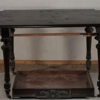 Stalas. XIX a. I pusė, Prancūz...