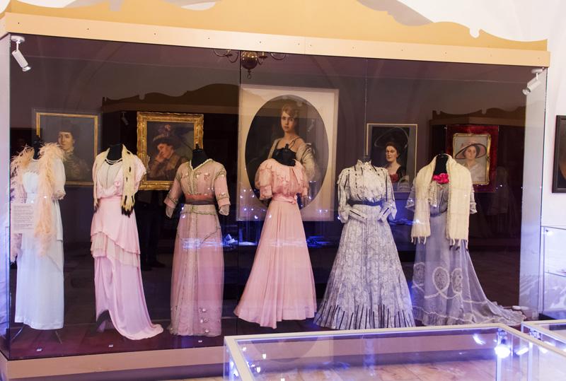 Trys mados šimtmečiai | Lietuvos dailės muziejus