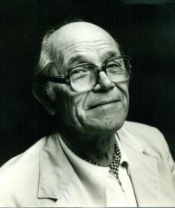 Prof. Feliksas Daukantas. R.Dichavičius nuotr.
