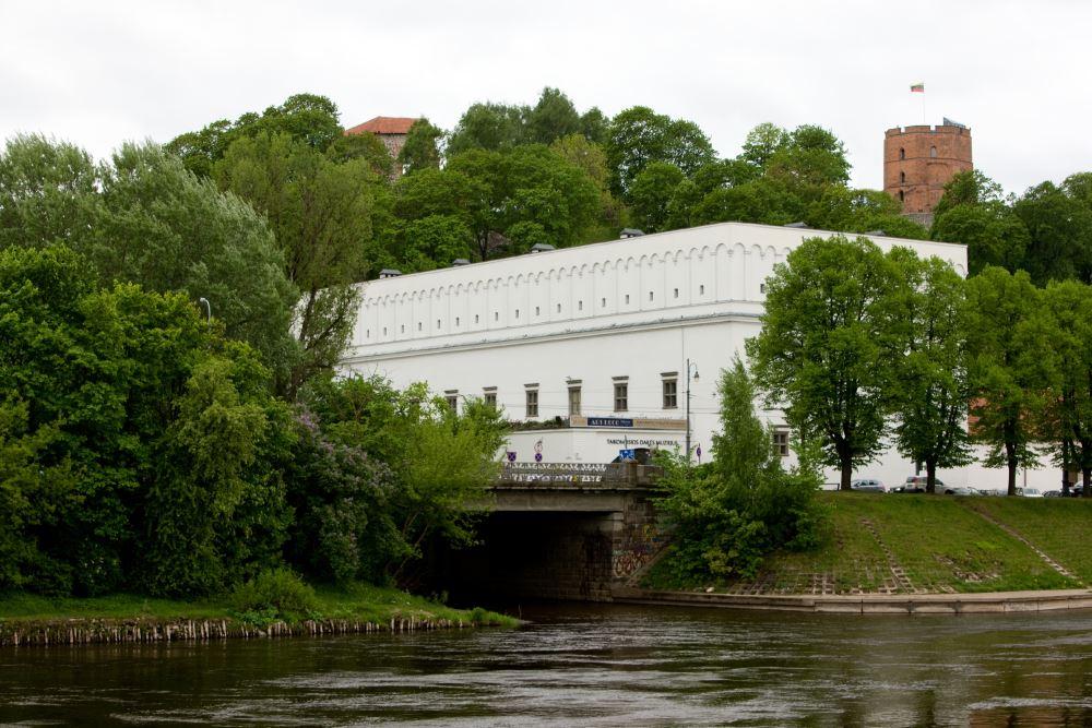 Building Lietuvos Nacionalinis Dailės Muziejus
