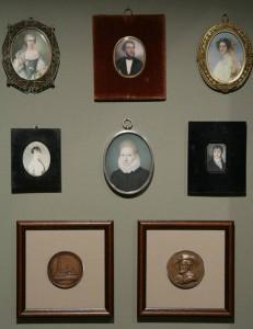 Miniatiūrų muziejaus (Juodkrantė) ekspozicijos fragmentai. Antano Lukšėno nuotraukos