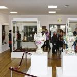 Pirmieji parodų lankytojai