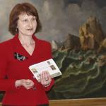 Galerijos vedėja Kristina Jokubavičienė