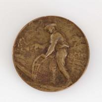 """Medalis """"Žemės ūkio rūmai – Kl..."""