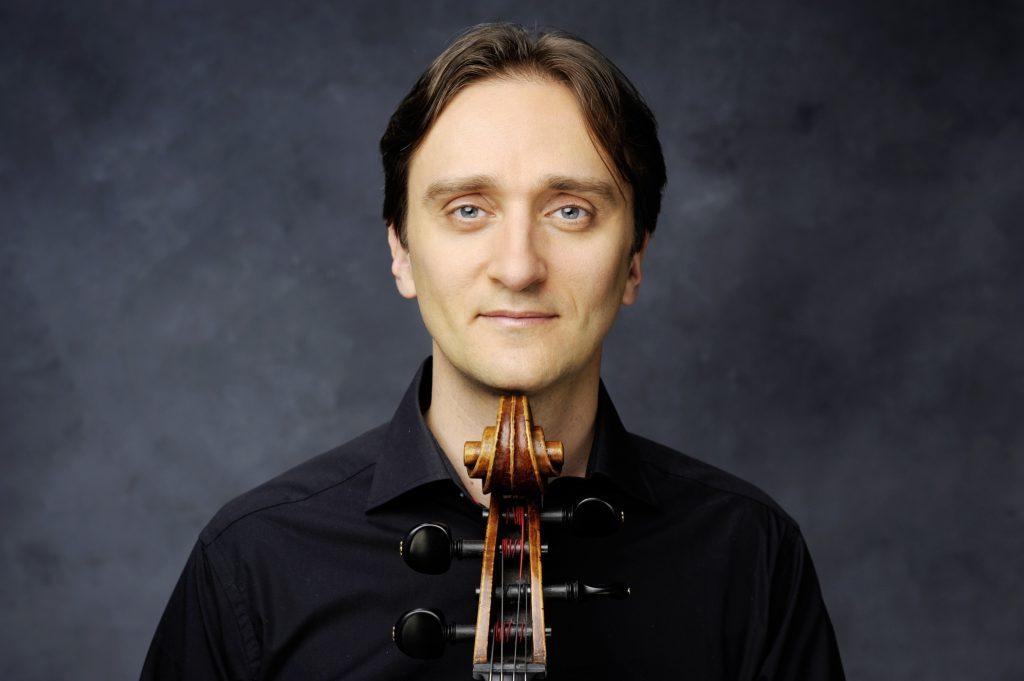 Vytautas Sondeckis, cellist