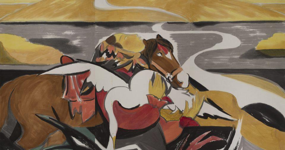 """<span class=""""slider-name""""><a href=""""https://www.ldm.lt/kinu-meno-tradicija-ir-dabartis-nacionalineje-dailes-galerijoje-paroda-is-kinijos-nacionalinio-dailes-muziejaus/"""">Kinų meno tradicija ir dabartis Nacionalinėje dailės galerijoje – paroda iš Kinijos nacionalinio dailės muziejaus</a></span><span class=""""sldier-meta"""">2019 m. kovo 15–gegužės 4 d. Spaudos konferencija – 11 val. Parodos atidarymas –  18 val.</span>"""