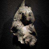 Ožio pavidalo akvamanilė. XIII...