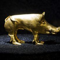 Šerno figūrėlė. IV a. pr. Kr. ...