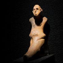 Moters statulėlė. IV tūkst. pr...